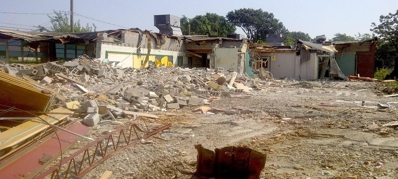 Demolition Assessment